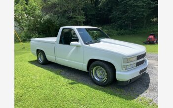 1990 Chevrolet Silverado 1500 2WD Regular Cab for sale 101489307