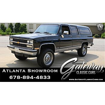 1990 Chevrolet Suburban 4WD for sale 101191220