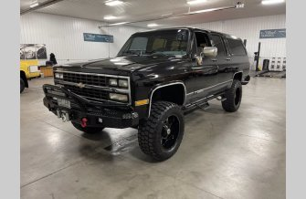 1990 Chevrolet Suburban 4WD for sale 101532192