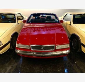 1990 Chrysler TC by Maserati for sale 101107472