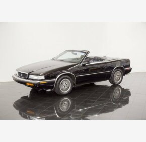 1990 Chrysler TC by Maserati for sale 101192645