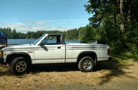 1990 Dodge Dakota 4x4 Convertible Sport for sale 101165503