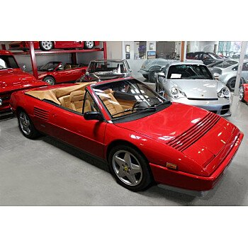 1990 Ferrari Mondial T Cabriolet for sale 101125364