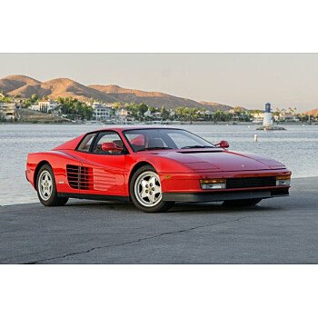 1990 Ferrari Testarossa for sale 101220005