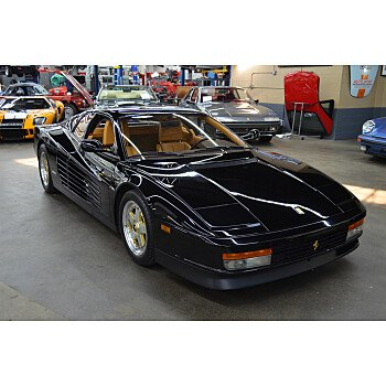 1990 Ferrari Testarossa for sale 101363872