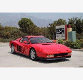 1990 Ferrari Testarossa for sale 101379220