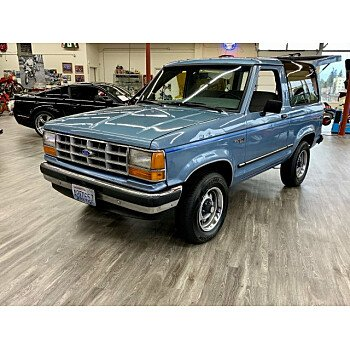 1990 Ford Bronco II 4WD for sale 101273966