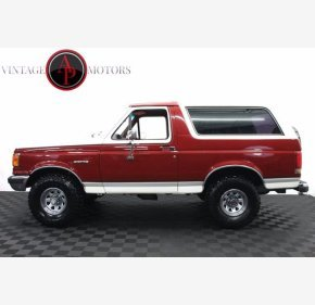 1990 Ford Bronco for sale 101442419