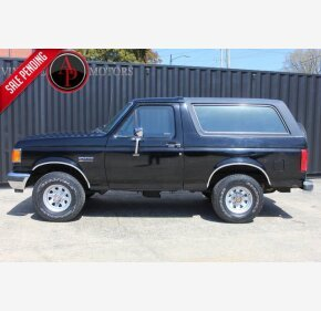 1990 Ford Bronco for sale 101478515