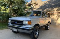 1990 Ford Bronco XLT for sale 101423094