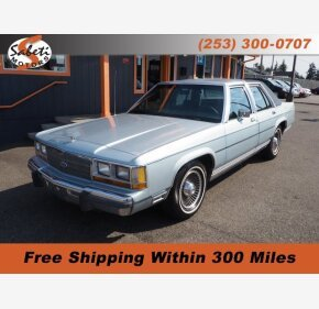 1990 Ford Crown Victoria LX for sale 101374897