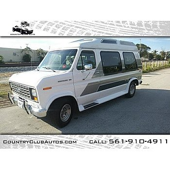 1990 Ford E-150 and Econoline 150 for sale 101080068