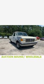 1990 Ford F150 2WD Regular Cab for sale 101195453