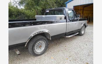 1990 Ford F150 2WD Regular Cab for sale 101207088