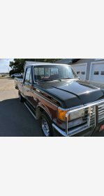 1990 Ford F150 4x4 Regular Cab for sale 101220105