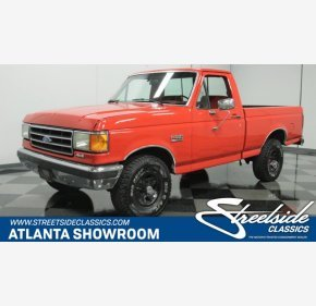 1990 Ford F150 4x4 Regular Cab for sale 101460658