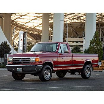 1990 Ford F150 for sale 101604289
