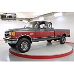 1990 Ford F250 4x4 SuperCab for sale 101619505
