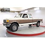 1990 Ford F250 4x4 SuperCab for sale 101625245