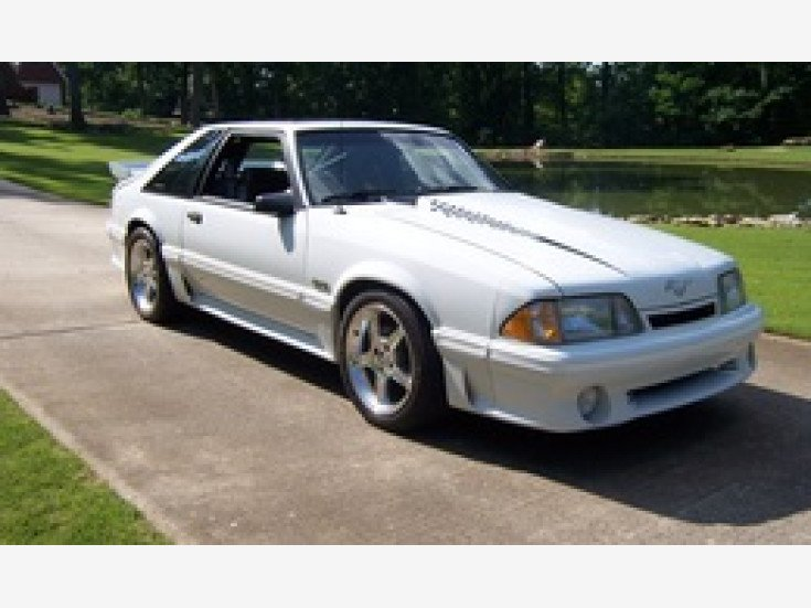 1990 ford mustang gt hatchback for sale near madison. Black Bedroom Furniture Sets. Home Design Ideas