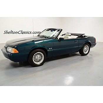 1990 Ford Mustang LX V8 Convertible for sale 101017081