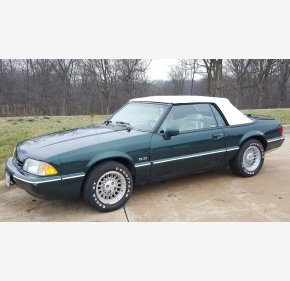 1990 Ford Mustang Lx V8 Convertible For 100970121