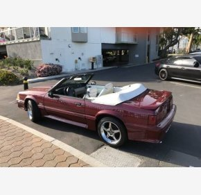 1990 Ford Mustang for sale 100985952