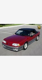 1990 Ford Mustang GT Convertible for sale 101054777