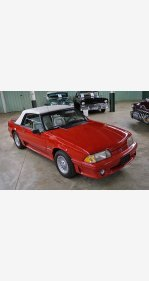 1990 Ford Mustang GT Convertible for sale 101066942
