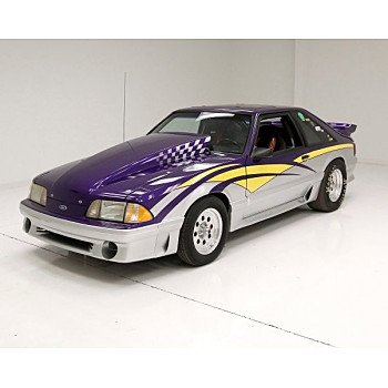 1990 Ford Mustang GT Hatchback for sale 101071788