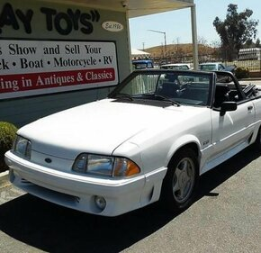 1990 Ford Mustang Gt Convertible For 101086698