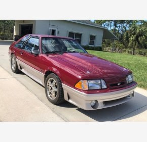 1990 Ford Mustang for sale 101104117