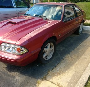 1990 Ford Mustang LX V8 Hatchback for sale 101170145