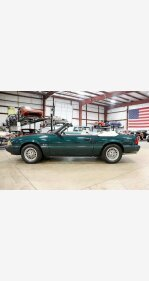 1990 Ford Mustang LX V8 Convertible for sale 101172356