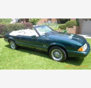 1990 Ford Mustang LX V8 Convertible for sale 101205541