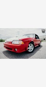 1990 Ford Mustang GT for sale 101207204