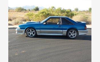 1990 Ford Mustang GT Hatchback for sale 101207647
