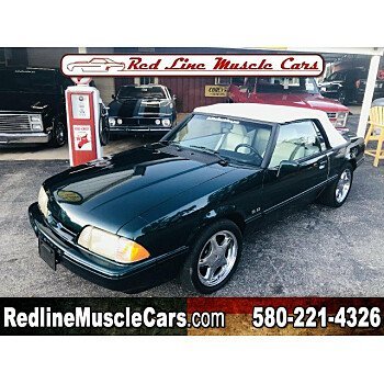 1990 Ford Mustang LX V8 Convertible for sale 101227874