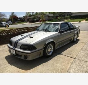 1990 Ford Mustang GT Hatchback for sale 101229303