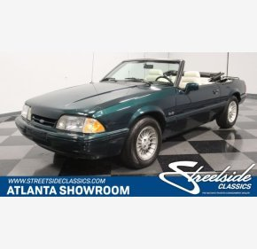 1990 Ford Mustang LX V8 Convertible for sale 101242605