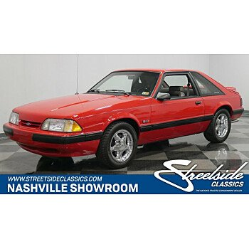 1990 Ford Mustang for sale 101307169