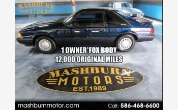 1990 Ford Mustang LX Hatchback for sale 101346391