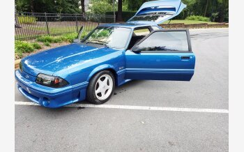 1990 Ford Mustang GT for sale 101371864