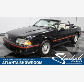 1990 Ford Mustang GT Convertible for sale 101385716