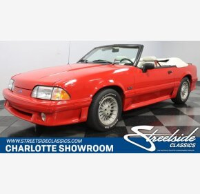 1990 Ford Mustang GT Convertible for sale 101386827