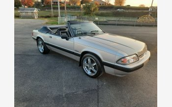 1990 Ford Mustang LX V8 Convertible for sale 101399913