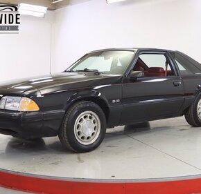 1990 Ford Mustang LX V8 Hatchback for sale 101444234
