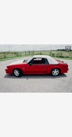 1990 Ford Mustang GT for sale 101458048