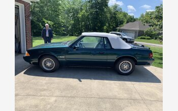 1990 Ford Mustang LX V8 Convertible for sale 101524998