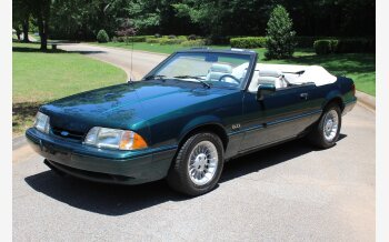 1990 Ford Mustang LX V8 Convertible for sale 101531880